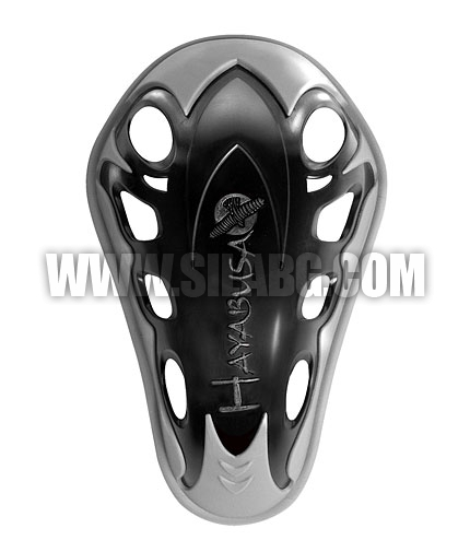 HAYABUSA FIGHTWEAR Exoforged Armored Cup / Gray
