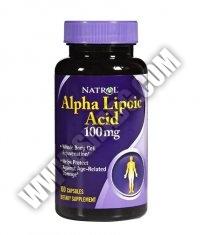 NATROL Alpha Lipoic Acid 100 mg. / 100 Caps.