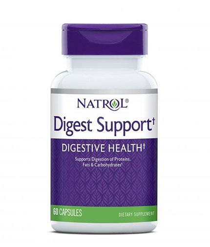 NATROL Digest Support 60 Caps.