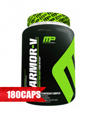 MUSCLE PHARM Armor-V 180 Caps.