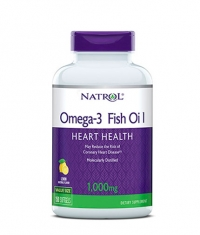 NATROL Omega-3 Fish Oil 1000mg. / 150 Softgels