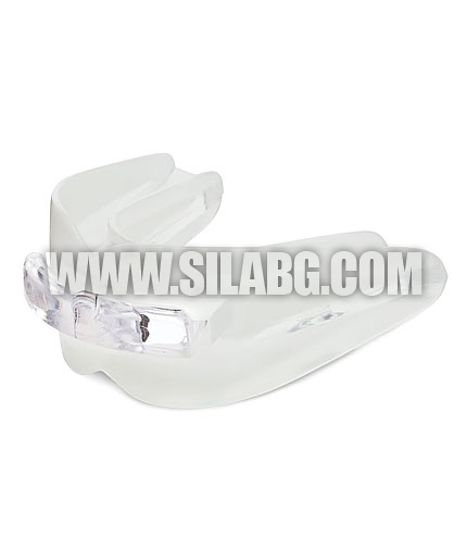 EVERLAST Double Guard Mouth Guard /Clear/