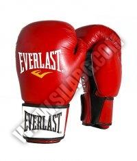 EVERLAST Ergo Molded Foam Boxing Gloves /Red/