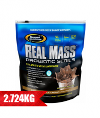 GASPARI Real Mass Probiotic Series
