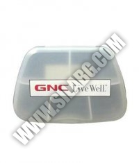 GNC Pillbox