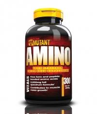 MUTANT Amino 300 Caps.