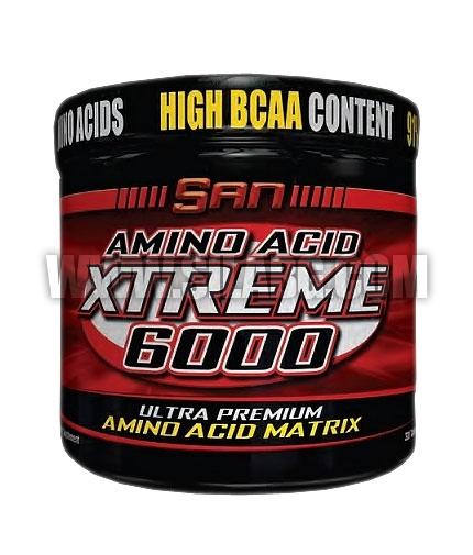 SAN Amino Acid Xtreme 6000 / 320 Tabs.