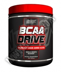 NUTREX BCAA Drive 200 Tabs.