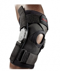 MCDAVID Hinged Knee Brace With Crossing Straps / № 429X