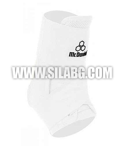 MCDAVID Ultralight Ankle w/Strap /White/ № 195