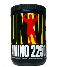 UNIVERSAL Amino 2250 / 230 Tabs.