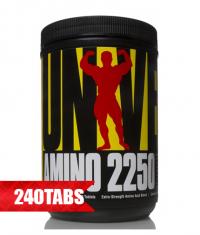 UNIVERSAL Amino 2250 / 240 Tabs.