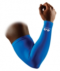 MCDAVID Performance Compression Arm Sleeve /Blue/ № 656
