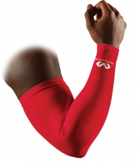 MCDAVID Performance Compression Arm Sleeve /Red/ № 656