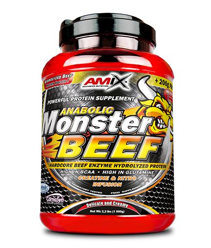 AMIX Monster Beef Protein