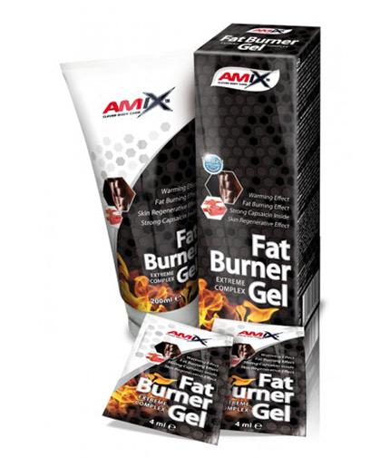 AMIX Fat Burner Gel Men 200 ml. 0.200