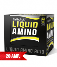BIOTECH USA Liquid Amino 25ml. / 20 Amp.