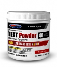 USP LABS Test Powder 240g.