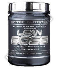 SCITEC Lean Boss 150 Caps.