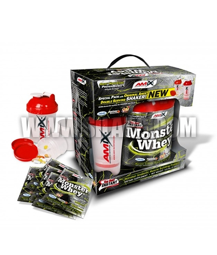 AMIX Anabolic Monster Whey ®
