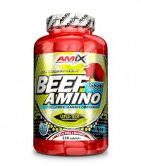 AMIX Beef Amino 250 Tabs.