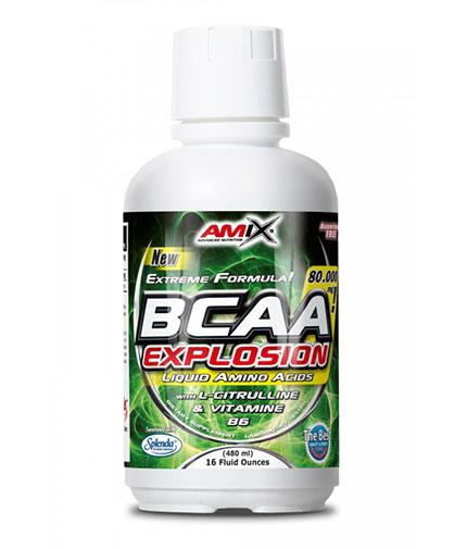 AMIX BCAA Explosion 480 ml.