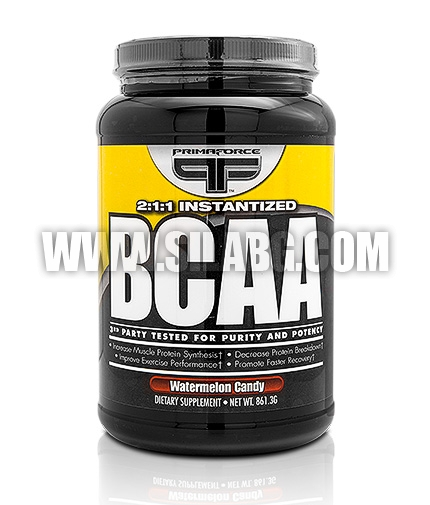 PRIMAFORCE BCAA 2:1:1 Instantized 860g.