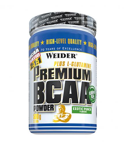 WEIDER Premium BCAA Powder 500g.