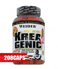 WEIDER Krea-Genic + PTK / 208 Caps.