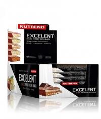 NUTREND Excelent Protein Bar Box / 30x40g