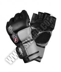 HAYABUSA FIGHTWEAR Tokushu 4oz MMA gloves black/state grey