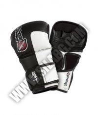 HAYABUSA FIGHTWEAR Tokushu 7oz Hybrid gloves /Black/