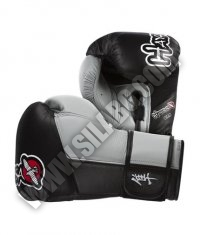 HAYABUSA FIGHTWEAR Tokushu 16oz Gloves black/state grey