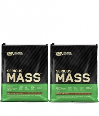 PROMO STACK ON Serious Mass 12 lbs. / x2