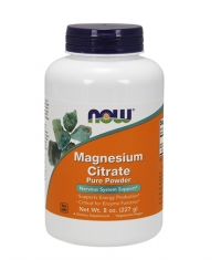 NOW Magnesium Citrate 227g.