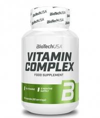 BIOTECH USA Vitamin Complex 60 Tabs.