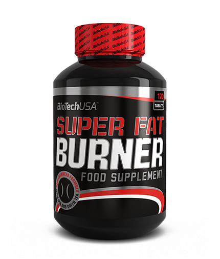 BIOTECH USA Super Fat Burner / 120 Tabs.