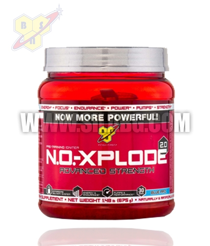 BSN Advanced Strenght N.O.-Xplode ™ 2.0 EU /30 Serv./