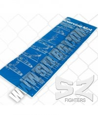 SZ FIGHTERS Training Mat