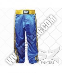 SZ FIGHTERS Taekwondo Pants /Satin/