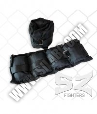 SZ FIGHTERS Weights For Arms & Legs 2 x 2kg.