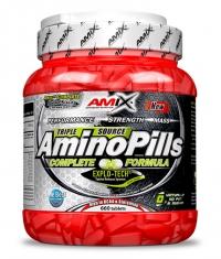 AMIX Amino Pills 660 Tabs.