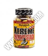 WEIDER Xtreme Thermo Stack 80 Caps.