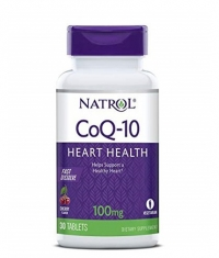 NATROL CoQ-10 / 100mg. / 30 Softgels