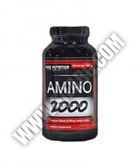 PURE NUTRITION Amino 2000 / 160 Tabs.
