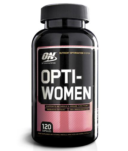 OPTIMUM NUTRITION Opti-Women EU 120 Caps