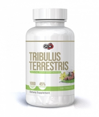 PURE NUTRITION Tribulus Terrestris / 1000mg. / 100 Tabs.
