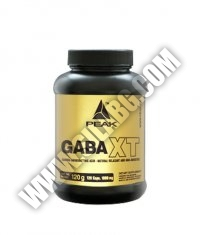 PEAK Gaba XT / 1000mg. / 120 Caps.