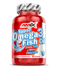 AMIX Super Omega3 Fish Oil 90 Softgels