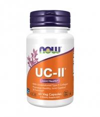 NOW UC-II Type II Collagen 40 mg. 60 Caps.